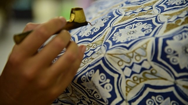 Kesenian Batik Indonesia