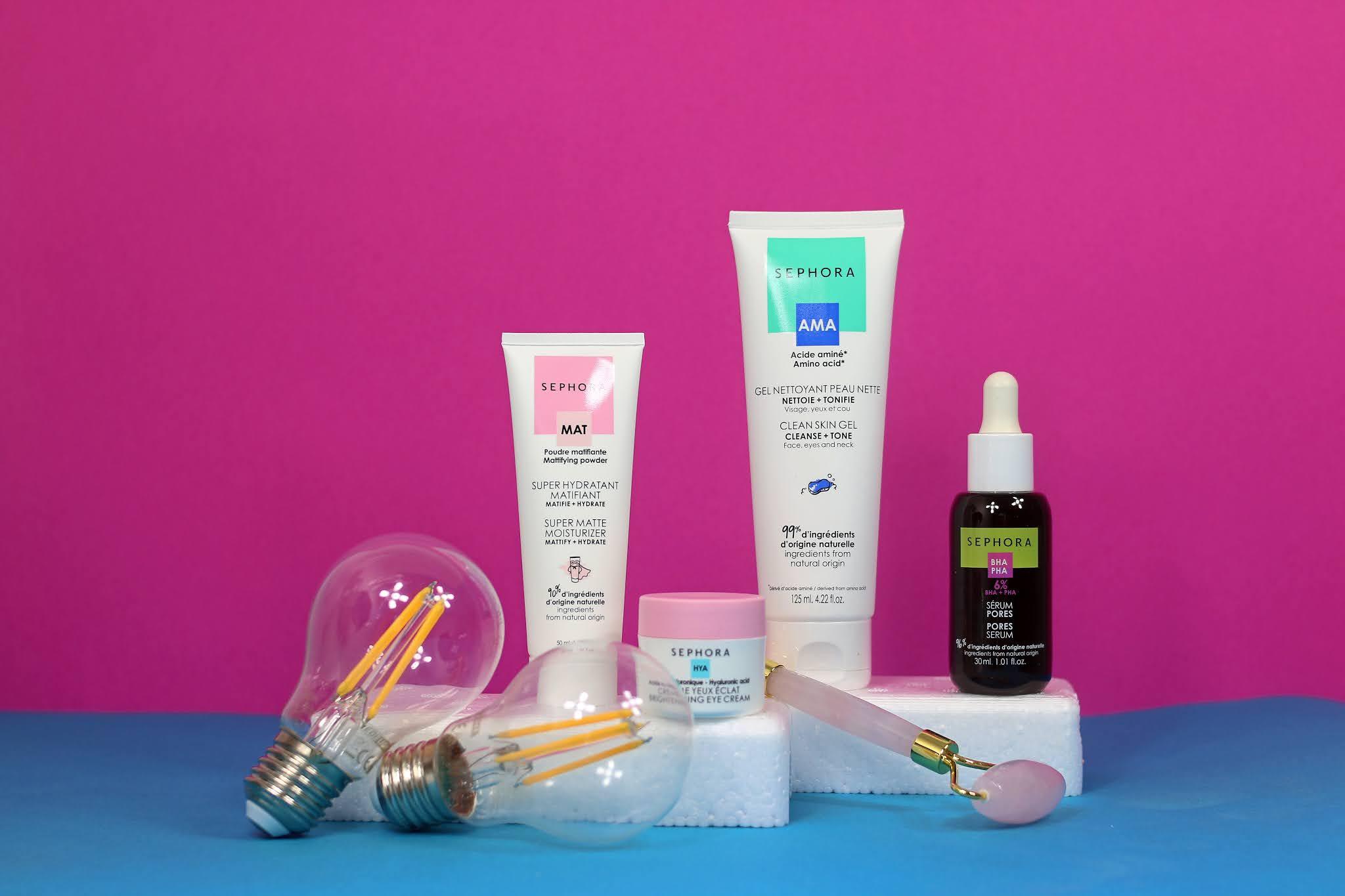 Sephora Collection dopasowana pielęgnacja dla skóry