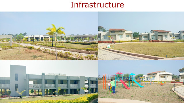 grape park resort infrastructure