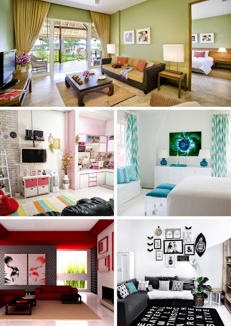 Dekorasi rumah minimalis cantik