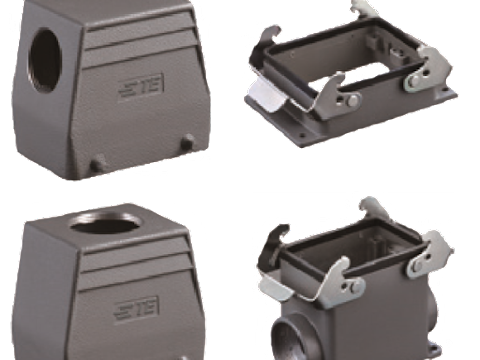 TE Connectivity - H32A Metal Hood & Housing