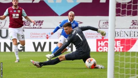 Video Burnley 1-2 Brighton: Vòng 38, Ngoại Hạng Anh