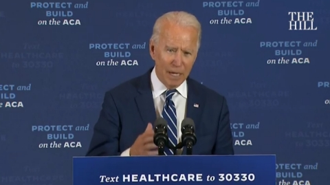 Rolling Stone endorses Biden, calling Trump 'clearly unfit to be president'