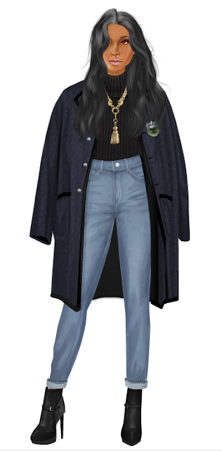 stardoll YSL boots antidote necklace  stacy-g