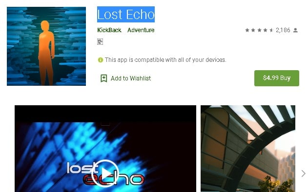 best adventure games in android