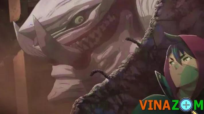 God Eater - anime hậu tận thế hay nhất