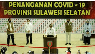 Pemkot Makassar Akan Rapid Test Titik Zona Merah