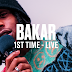 """Bakar releases live performances of """"1st Time"""" and """"Having A Good Time, Sometimes"""" with Vevo - @Vevo @yeaabk"""