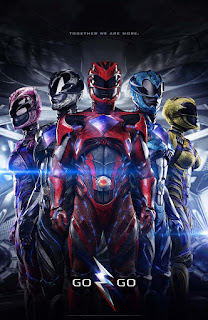 Power Rangers (2017) Movie Banner Poster 19