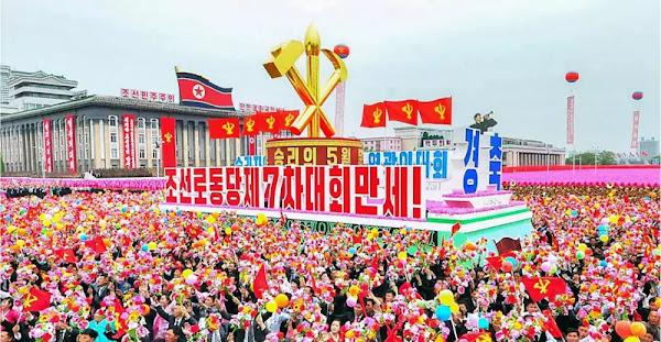 Hurrah, WPK 7th Congress!