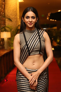Actress Rakul Preet Singh Pictures at Abhinetri Audio Launch  0005.jpg