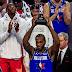 Kawhi Leonard gana el MVP del juego de Estrellas dedicado a Kobe Bryant.