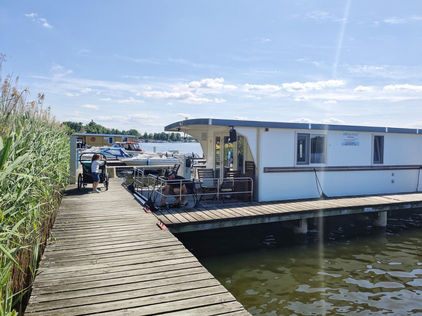 Hausboot Renate in Mirow