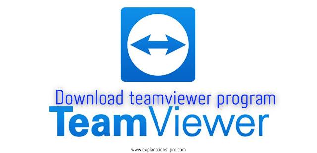 teamviewer program