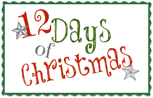 12 days of christmas 2018