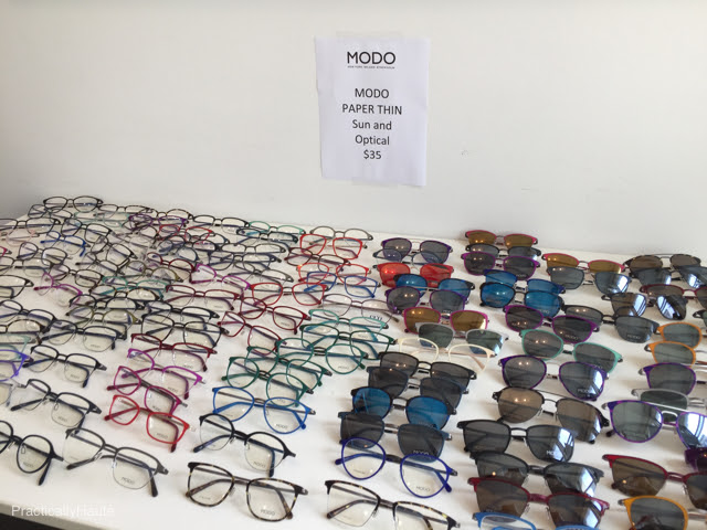 Modo sunglasses and eyeglasses