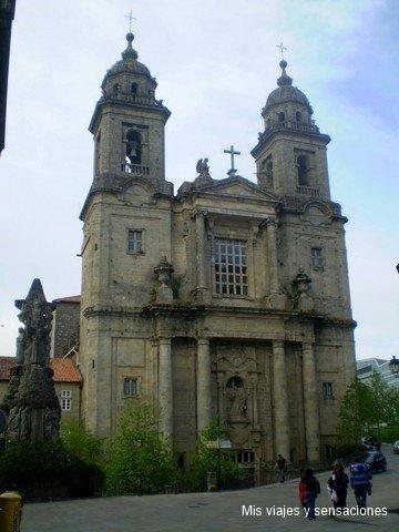 Convento de San Francisco, Santiago de compotela, Galicia