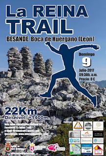 Carrera la Reina Trail