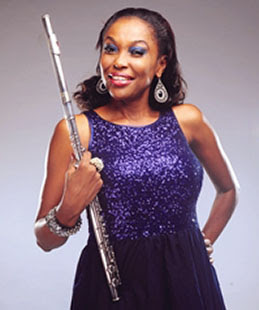 Kudos As Female Flutist, Ebele Wins Inspirational Women's Award