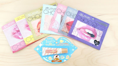 Pure Smile Choosy Lip Masks and Snail Lip Treatment in Honey
