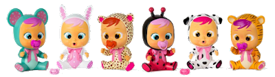 IMC TOYS - Poupées Cry Babies Magic Tears