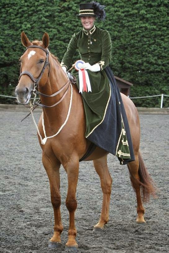 National Side Saddle Show 2014