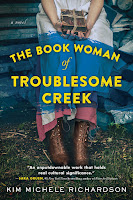 The Book Woman of Troublesome Creek, by Richardson. Book cover and review