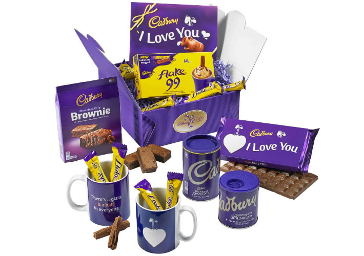 Cadbury Valentine's Hot Chocolate Gift