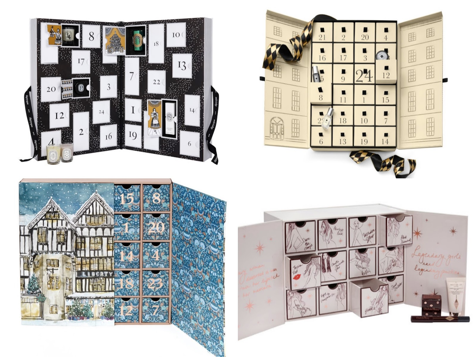 The best beauty advent calendars for 2016 | flutter and sparkle