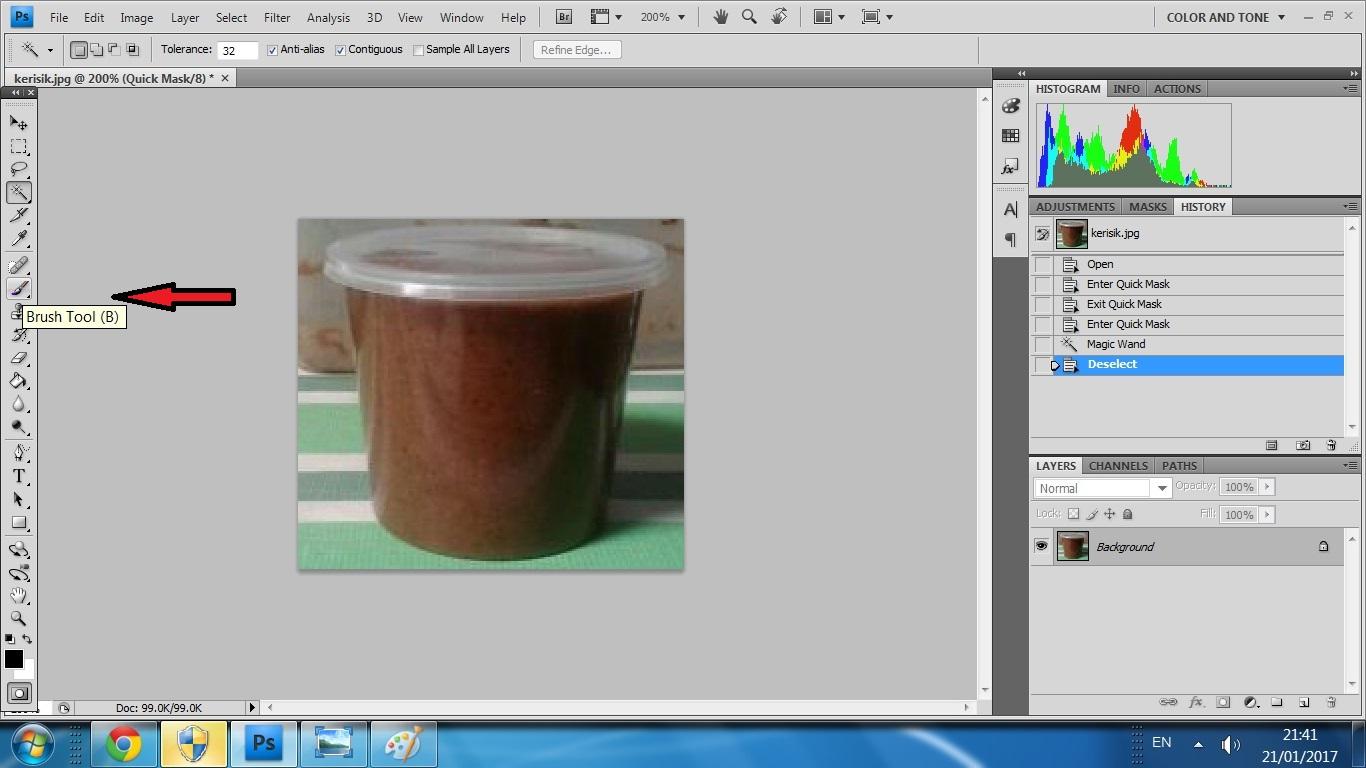 Cara Melakukan Smart Cropping dengan Adobe Photoshop CS6 ...