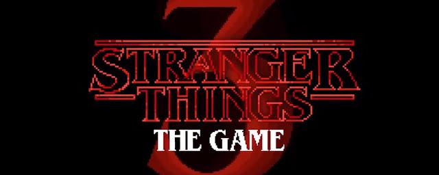 RPG de 'Stranger things' para celular será lançado em 2020