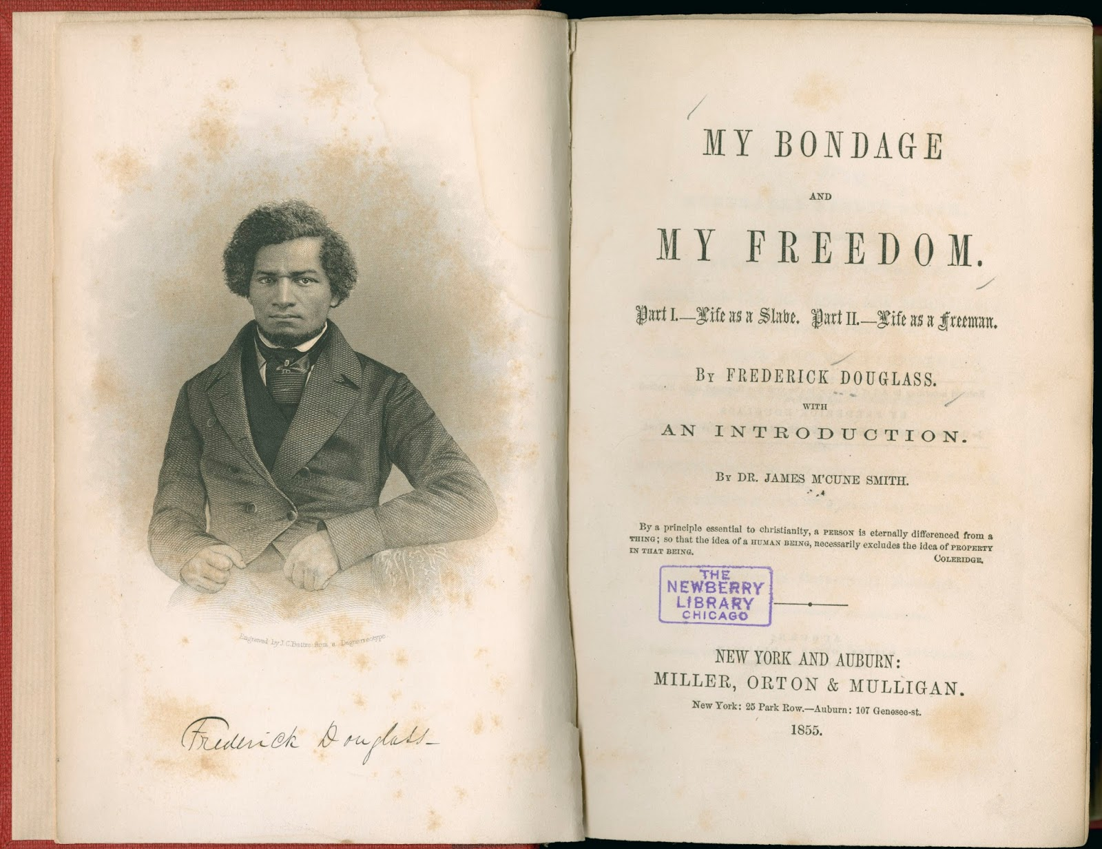 A Picture Book of Frederick Douglass