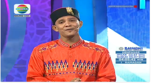 Peserta AKSI Akademi Sahur Indonesia yang Mudik Tgl 06 Juni 2016