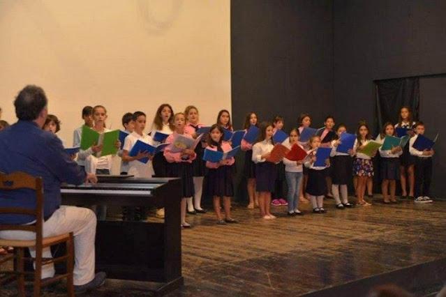 Ξεκίνησε τις πρόβες της η παιδική χορωδία του Δήμου Ναυπλιέων