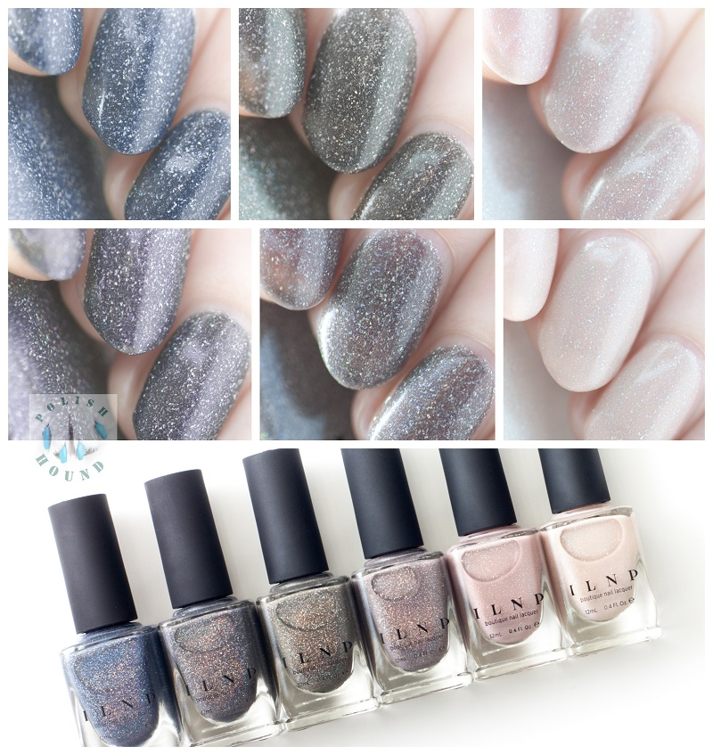 Polish Hound: ILNP Neutrals Collection for Fall 2016 [Swatch] & [Review]