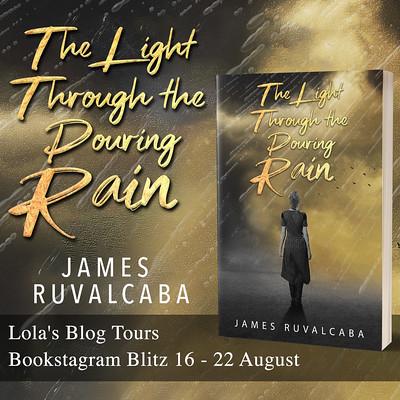 The Light Through the Pouring Rain tour banner