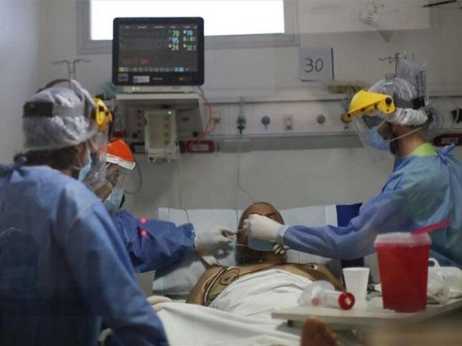 Argentina entre los países con más casos de coronavirus: Advertencia de la Cruz Roja
