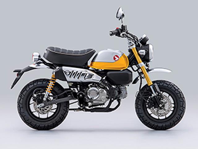 Honda Monkey, Iconic-Fun Bike yang Didukung Teknologi Modern