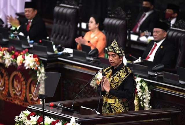 Satu yang Terlewatkan di Pidato Jokowi