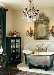 Eye For Design Decorating With Claw Foot Tubs