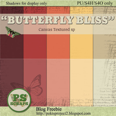 BUTTERFLY BLISS 9/20/2017
