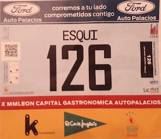 X Media Maraton de Leon