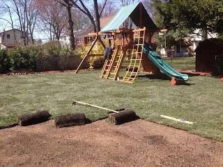 Sod installation company nj, sod installation service bergen county, paramus, sod, irrigation installer