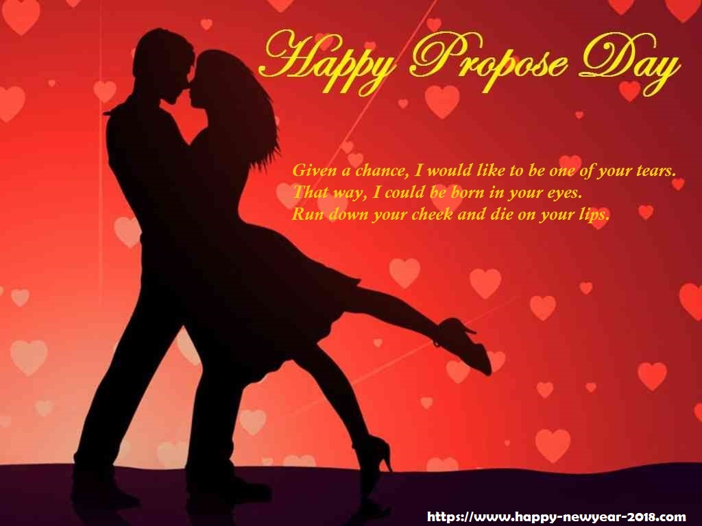 hot propose day images