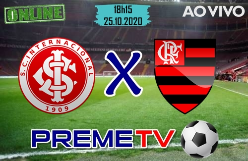 Internacional x Flamengo Ao Vivo