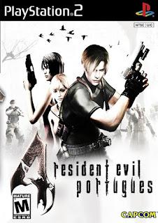 Resident Evil 4 (Traduzido - Dublado - PT / BR - Ps2 - ISO)