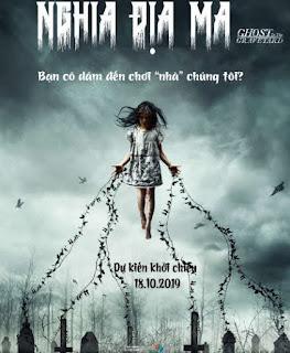 فيلم Ghost in the Graveyard 2019 مترجم