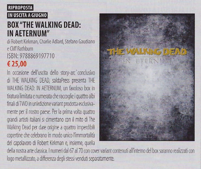 The Walking Dead In Aeternum (box)