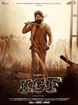 K.G.F: Chapter 1 (2018) Full Hd Movies Download
