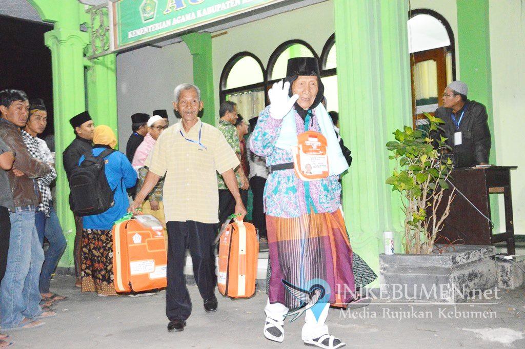 Catat Sejarah! Tahun ini, Kebumen Kirimkan Calon Haji Terbanyak di Kloter Sapu Jagad